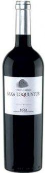 Víno červené Saxa Loquuntur Doc Rioja Carmelo Ortega