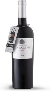 Víno Saxa Loquuntur tres Rioja