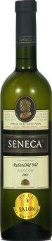 Vína Seneca Zámecké vinařství Bzenec - pozdní sběr