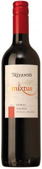 Víno Shiraz - Malbec Cuvée Mixtus Trivento