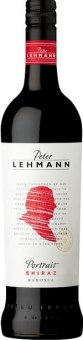 Víno Shiraz Barossa Peter Lehmann