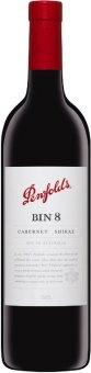Víno Shiraz - Cabernet Cuvée Hill Bin 8 Penfolds