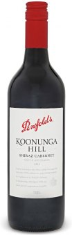 Víno Shiraz Cabernet Koonunga Hill Penfolds