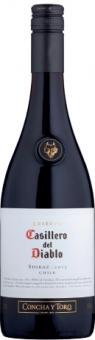 Víno Shiraz Casillero del Diablo