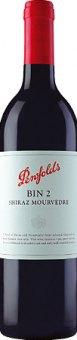 Víno Shiraz Mourvédre Cuvée Bin 2 Penfolds