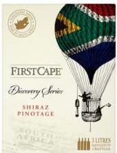 Víno Shiraz - Pinotage Cuvée First Cape
