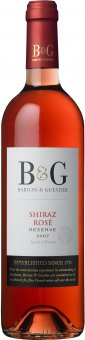 Víno Shiraz Rosé Reserve B&G
