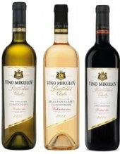 Víno Sommelier Club Víno Mikulov - pozdní sběr