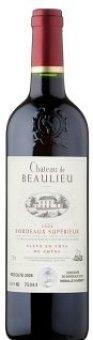 Víno Superiéur Château de Beaulieu