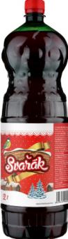 Víno svařené Svařák Vinařství Mutěnice