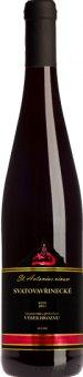 Víno Svatovavřinecké St.Antonius Vinařství Blatel - výběr z hroznů