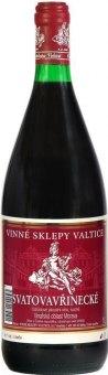 Víno Svatovavřinecké Chateau Valtice