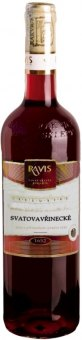 Víno Svatovavřinecké Ravis