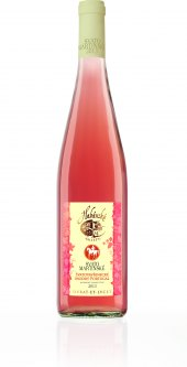 Víno Svatovavřinecké Rosé Habánské sklepy - svatomartinské