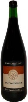 Víno Svatovavřinecké Slovakia Line JM Vinařství Dolany