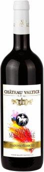 Víno Svatovavřinecké Chateau Valtice - svatomartinské