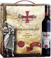 Víno Svatovavřinecké Templářské sklepy Čejkovice - bag in box