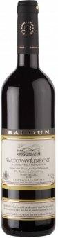 Víno Svatovavřinecké Vinařství Baloun - pozdní sběr