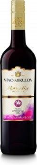 Víno Svatovavřinecké Víno Mikulov - svatomartinské