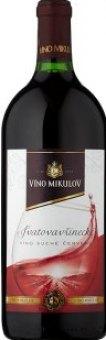Víno Svatovavřinecké Víno Mikulov