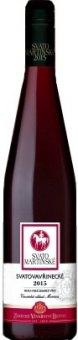 Víno Svatovavřinecké Zámecké vinařství Bzenec - svatomartinské