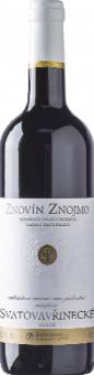 Víno Svatovavřinecké Znovín Znojmo
