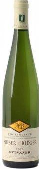 Víno Sylvaner Huber&Bléger