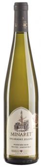Víno Sylvánské zelené Minaret Chateau Lednice