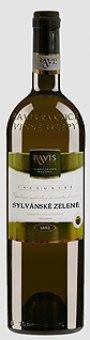 Víno Sylvánské zelené Ravis