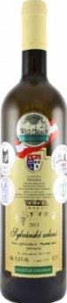 Víno Sylvánské zelené Vinařství Dufek - pozdní sběr
