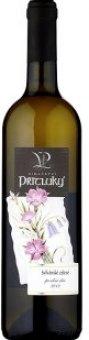 Víno Sylvánské zelené Vinařství Přítluky - pozdní sběr