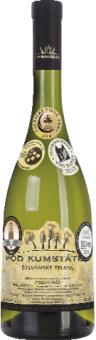 Víno Sylvánské zelené Vinařství Valihrach - pozdní sběr