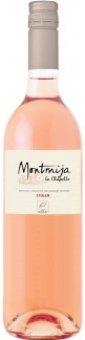 Víno Syrah Rosé IGP Pays D'Oc Montmija