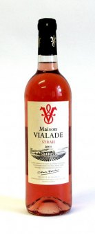 Víno Syrah Rosé IGP Pays D'Oc