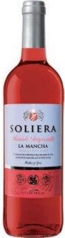 Víno Tempranillo Rosado Soliera