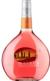 Víno Tempranillo Rosé Mateus