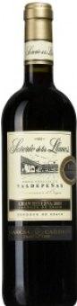 Víno Tempranillo Seňorío de Los Llanos