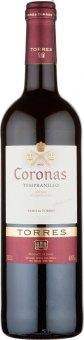 Víno Tempranilo Coronas Torres