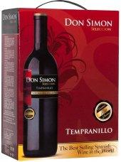 Víno Tempranilo Don Simon - bag in box