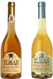 Víno Tokaji Szamorodni