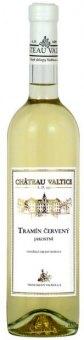 Víno Tramín červený Chateau Valtice - pozdní sběr