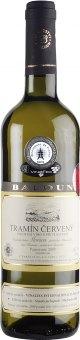 Víno Tramín červený Vinařství Baloun - pozdní sběr