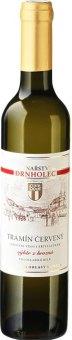 Víno Tramín červený Vinařství Drnholec - výběr z hroznů