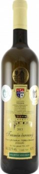 Víno Tramín červený Vinařství Dufek - výběr z hroznů