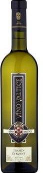 Víno Tramín červený Vinařství Valtice