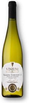 Víno Tramín červený Vinium Exclusive Velké Pavlovice - přívlastkové