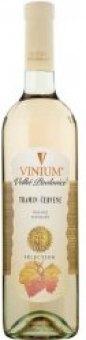 Víno Tramín červený Vinium Sélection Velké Pavlovice