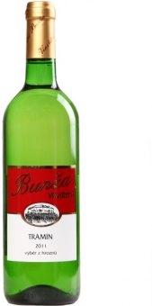 Víno Tramín Vinařství Bzenec Bunža - výběr z hroznů