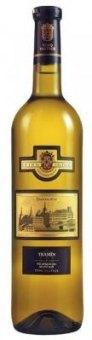 Víno Tramín Vinařství Valtice