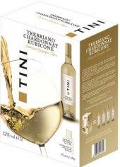 Víno Trebbiano Chardonnay Rubicone Tini